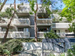 """Main Photo: 207 1545 E 2ND Avenue in Vancouver: Grandview VE Condo for sale in """"TALISHAN WOODS"""" (Vancouver East)  : MLS®# R2086466"""