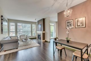 """Photo 2: 314 1153 KENSAL Place in Coquitlam: New Horizons Condo for sale in """"ROYCROFT"""" : MLS®# R2101554"""