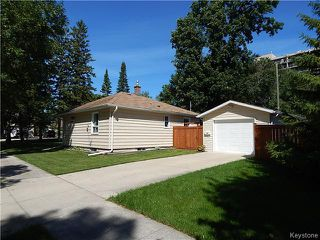 Photo 18: 1393 Kildonan Drive in Winnipeg: Fraser's Grove Residential for sale (3C)  : MLS®# 1622981