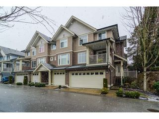 "Photo 1: 90 6575 192 Street in Surrey: Clayton Townhouse for sale in ""IXIA"" (Cloverdale)  : MLS®# R2144297"