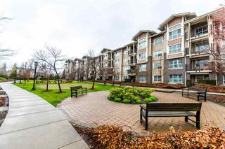 "Photo 2: 304 5665 IRMIN Street in Burnaby: Metrotown Condo for sale in ""MACPHERSON WALK WEST"" (Burnaby South)  : MLS®# R2150384"