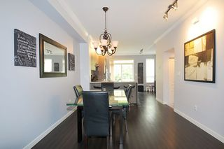 """Photo 4: 32 1295 SOBALL Street in Coquitlam: Burke Mountain Townhouse for sale in """"TYNERIDGE"""" : MLS®# R2159792"""