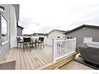 Photo 40: 8806 HINCKS Lane in Regina: EW-Edgewater Single Family Dwelling for sale (Regina Area 02)  : MLS®# 606850