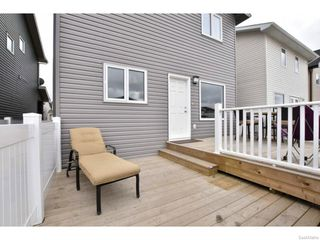 Photo 41: 8806 HINCKS Lane in Regina: EW-Edgewater Single Family Dwelling for sale (Regina Area 02)  : MLS®# 606850