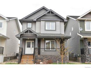 Photo 1: 8806 HINCKS Lane in Regina: EW-Edgewater Single Family Dwelling for sale (Regina Area 02)  : MLS®# 606850