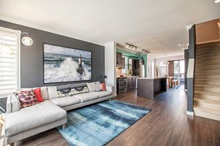 """Photo 1: 720 ORWELL Street in North Vancouver: Lynnmour Townhouse for sale in """"Wedgewood by Polygon"""" : MLS®# R2162602"""