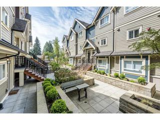 """Photo 19: 208 3488 SEFTON Street in Port Coquitlam: Glenwood PQ Townhouse for sale in """"SEFTON SPRINGS"""" : MLS®# R2165688"""