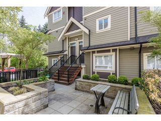 """Photo 2: 208 3488 SEFTON Street in Port Coquitlam: Glenwood PQ Townhouse for sale in """"SEFTON SPRINGS"""" : MLS®# R2165688"""