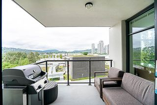 "Photo 9: 907 3080 LINCOLN Avenue in Coquitlam: North Coquitlam Condo for sale in ""1123 WESTWOOD"" : MLS®# R2171557"