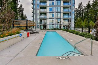 "Photo 17: 907 3080 LINCOLN Avenue in Coquitlam: North Coquitlam Condo for sale in ""1123 WESTWOOD"" : MLS®# R2171557"