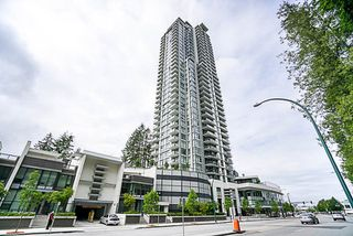 "Photo 1: 907 3080 LINCOLN Avenue in Coquitlam: North Coquitlam Condo for sale in ""1123 WESTWOOD"" : MLS®# R2171557"