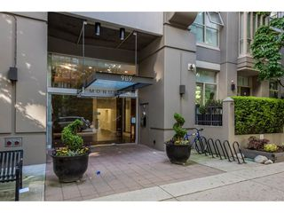 "Photo 7: 803 989 RICHARDS Street in Vancouver: Downtown VW Condo for sale in ""MONDRIAN"" (Vancouver West)  : MLS®# R2175758"