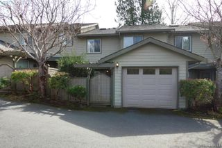 Photo 1: 3 2190 Drennan Street in SOOKE: Sk Sooke Vill Core Townhouse for sale (Sooke)  : MLS®# 379974