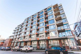 """Photo 1: 712 251 E 7TH Avenue in Vancouver: Mount Pleasant VE Condo for sale in """"THE DISTRICT ON MAIN"""" (Vancouver East)  : MLS®# R2243985"""