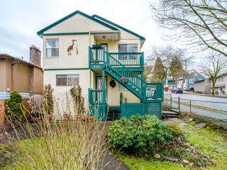 Photo 1: 696 RUPERT Street in Vancouver: Renfrew VE House for sale (Vancouver East)  : MLS®# R2244648