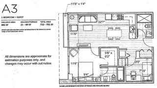 Photo 11: 607 8833 HAZELBRIDGE Way in Richmond: West Cambie Condo for sale : MLS®# R2274584