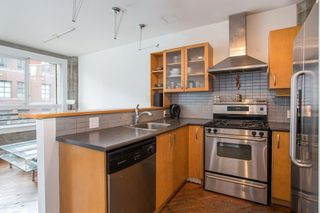 "Photo 2: 206 1216 HOMER Street in Vancouver: Yaletown Condo for sale in ""Murchies Building"" (Vancouver West)  : MLS®# R2291553"