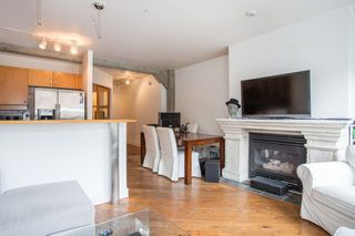 "Photo 7: 206 1216 HOMER Street in Vancouver: Yaletown Condo for sale in ""Murchies Building"" (Vancouver West)  : MLS®# R2291553"