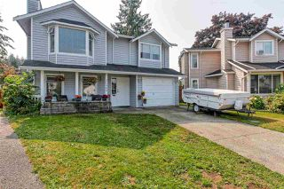 Main Photo: 21560 ASHBURY Court in Maple Ridge: West Central House for sale : MLS®# R2299913