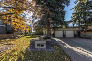Photo 2: 8610 SASKATCHEWAN Drive in Edmonton: Zone 15 House for sale : MLS®# E4131912