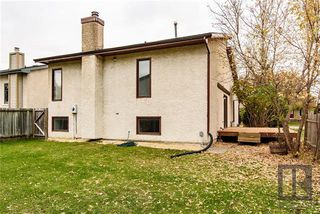 Photo 18: 26 Knotsberry Bay in Winnipeg: River Park South Residential for sale (2F)  : MLS®# 1827466