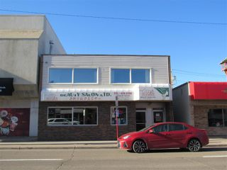 Main Photo: 10540 97 Street NW in Edmonton: Zone 13 Office for lease : MLS®# E4134573