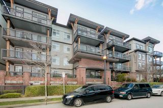 "Main Photo: 306 6033 KATSURA Street in Richmond: McLennan North Condo for sale in ""RED 1"" : MLS®# R2324809"