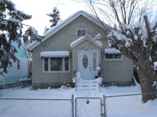 Main Photo: 11340 89 Street in Edmonton: Zone 05 House for sale : MLS®# E4137441