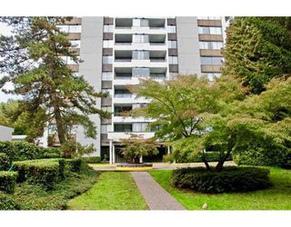 "Main Photo: 605 9521 CARDSTON Court in Burnaby: Government Road Condo for sale in ""CONCORDE PLACE"" (Burnaby North)  : MLS®# R2340255"