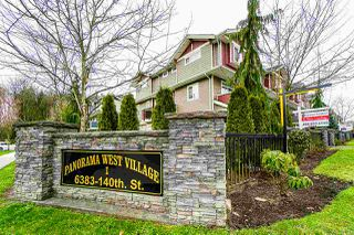 Main Photo: 26 6383 140 Street in Surrey: Sullivan Station Townhouse for sale : MLS®# R2353093