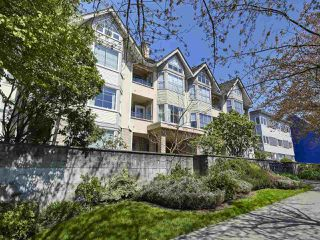 "Photo 1: 203 2355 W BROADWAY in Vancouver: Kitsilano Condo for sale in ""CONNAUGHT PARK PLACE"" (Vancouver West)  : MLS®# R2361595"