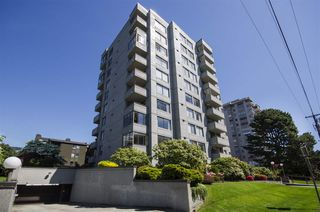 "Photo 17: 502 1341 CLYDE Avenue in West Vancouver: Ambleside Condo for sale in ""CLYDE GARDENS"" : MLS®# R2369243"