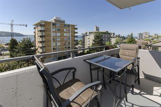 "Photo 16: 502 1341 CLYDE Avenue in West Vancouver: Ambleside Condo for sale in ""CLYDE GARDENS"" : MLS®# R2369243"