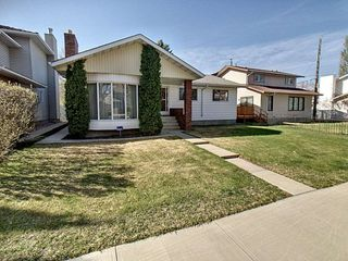 Photo 1: 9611 95 Avenue in Edmonton: Zone 18 House for sale : MLS®# E4157218