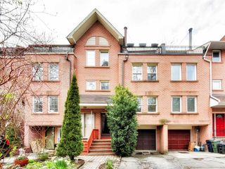 Main Photo: 220 Berkeley Street in Toronto: Cabbagetown-South St. James Town House (3-Storey) for sale (Toronto C08)  : MLS®# C4456140