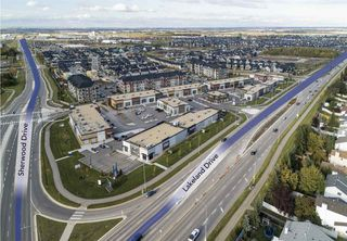 Main Photo: 410 and 420 3840 Sherwood Drive: Sherwood Park Retail for sale : MLS®# E4163494