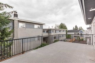 Photo 17: 1 1306 SIXTH Avenue in New Westminster: Uptown NW House 1/2 Duplex for sale : MLS®# R2393948