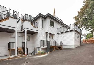 Photo 2: 1 1306 SIXTH Avenue in New Westminster: Uptown NW House 1/2 Duplex for sale : MLS®# R2393948