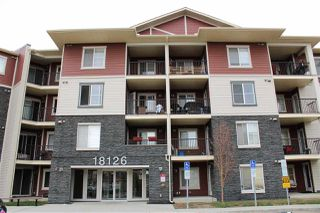 Photo 1: #404 18126 77 Street in Edmonton: Zone 28 Condo for sale : MLS®# E4182148