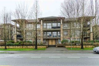 Main Photo: 315 8717 160 Street in Surrey: Fleetwood Tynehead Condo for sale : MLS®# R2448161