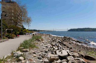 "Photo 27: 602 1930 MARINE Drive in West Vancouver: Ambleside Condo for sale in ""Park Marine"" : MLS®# R2454321"