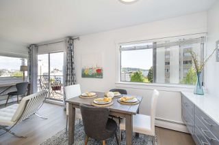 "Photo 10: 602 1930 MARINE Drive in West Vancouver: Ambleside Condo for sale in ""Park Marine"" : MLS®# R2454321"