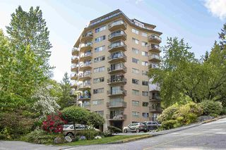 "Main Photo: 602 1930 MARINE Drive in West Vancouver: Ambleside Condo for sale in ""Park Marine"" : MLS®# R2454321"