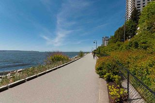 "Photo 26: 602 1930 MARINE Drive in West Vancouver: Ambleside Condo for sale in ""Park Marine"" : MLS®# R2454321"
