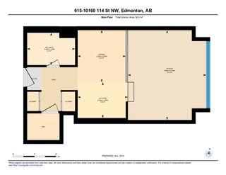 Photo 33: 617 10160 114 Street in Edmonton: Zone 12 Condo for sale : MLS®# E4199645