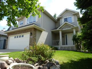 Main Photo: 427 BYRNE Crescent in Edmonton: Zone 55 House for sale : MLS®# E4201251