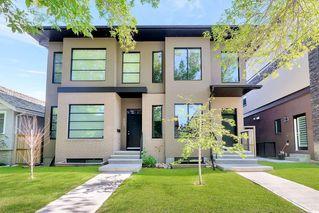 Main Photo: 305 5 Avenue NE in Calgary: Crescent Heights Semi Detached for sale : MLS®# C4306408