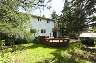 Photo 27: 620 WOLF WILLOW Road in Edmonton: Zone 22 House for sale : MLS®# E4208134