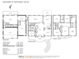 Photo 7: 2329 HENRY Street in Port Moody: Port Moody Centre House for sale : MLS®# R2488265