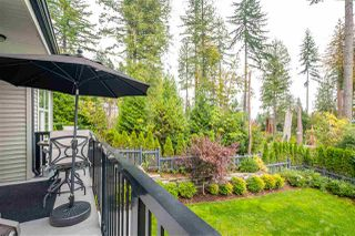 "Photo 35: 49 3470 HIGHLAND Drive in Coquitlam: Burke Mountain Townhouse for sale in ""BRIDLEWOOD"" : MLS®# R2510605"